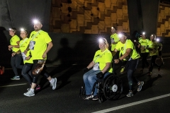 Participants perform during the Wings for Life World Run in Melbourne, Australia on May 7, 2017. // Mark Dadswell for Wings for Life World Run // P-20170507-00960 // Usage for editorial use only // Please go to www.redbullcontentpool.com for further information. //
