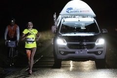 Olesya Nurgalieva performs during the Wings for Life World Run in Melbourne, Australia on May 7, 2017. // Gallant Lee for Wings for Life World Run // P-20170507-02873 // Usage for editorial use only // Please go to www.redbullcontentpool.com for further information. //