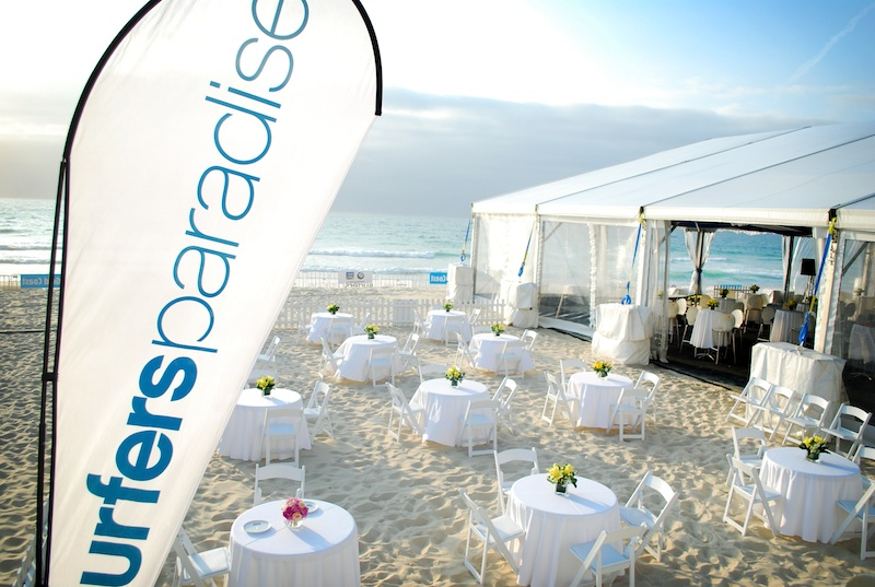 Corporate Events Set Up In Surfers Paradise