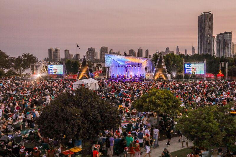 Mayor's Christmas Carols Event – City of Gold Coast