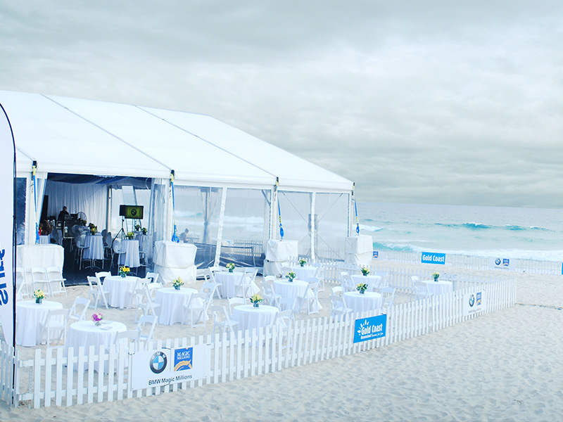 Corporate Beach Events In Surfers Paradise